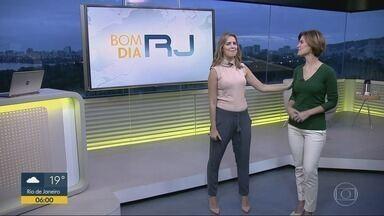 Bom Dia RJ - Edição de terça-feira, 20/11/2018 - As primeiras notícias do Rio de Janeiro, apresentadas por Flávio Fachel, com prestação de serviço, boletins de trânsito e previsão do tempo.