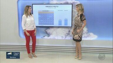 Confira a previsão do tempo para esta terça-feira (20) na região de Ribeirão Preto - Tempo continua instável na maioria das cidades.