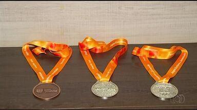 Yana Camargo retorna ao Tocantins com três medalhas do JEJ 2018 - Yana Camargo retorna ao Tocantins com três medalhas do JEJ 2018