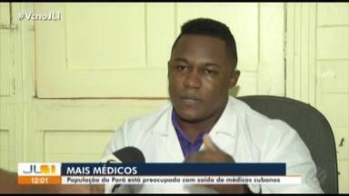 Saída de cubanos do 'Mais Médicos' pode prejudicar assistência básica no Pará - Governo Federal abriu edital de vagas do programa.