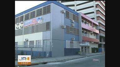 Após relatório descartar riscos, prédio de faculdade é liberado em Criciúma - Após relatório descartar riscos, prédio de faculdade é liberado em Criciúma