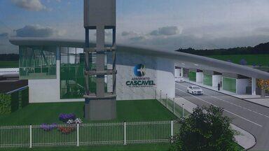 Prefeitura faz licitação para obra da avenida que liga a BR-277 ao aeroporto de Cascavel - O valor inicial da obra é de R$ 4,6 milhões.