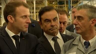 Prisão de diretor brasileiro da Nissan derruba mercados internacionais - Crise leva governo francês a intervir na Renault