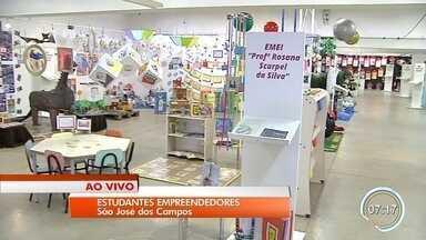 São José recebe feira de empreendedorismo infantil - Evento acontece até sexta.