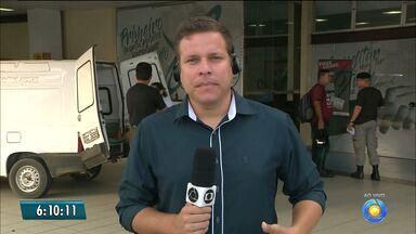 Motoboy é esfaqueado durante assalto, no bairro da Torre, em João Pessoa - O caso aconteceu ontem à noite.