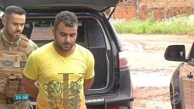 Em Três Lagoas, policiais Federal e Civil prendem grupo responsável por 4 execuções - Mais de 100 policiais participaram da ação.