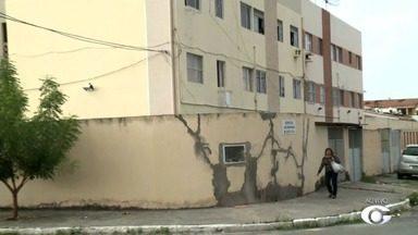 Após 9 meses, técnicos tentam descobrir o que causou as rachaduras no Pinheiro - Reunião para debater possíveis causas acontecerá nesta quarta-feira (21).