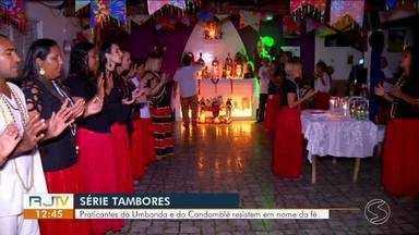 Série 'Tambores' conta histórias deixadas pelos negros no Sul do Rio - parte 2 - Reportagens foram feitas em homenagem ao Dia da Consciência Negra.