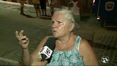 Mordores reclamam da falta de segunrança em bairro de Caruaru - Falta de iluminação é a maior preocupação dos moradores.