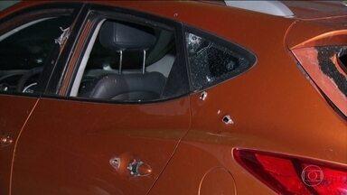 Estradas da Baixada Fluminense, no Rio, têm noite violenta - Em duas horas, motoristas enfrentaram sequência de ataques de bandidos