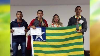 Estudantes piauienses se destacam e trazem ouro das Olimpíadas de Astronomia - Estudantes piauienses se destacam e trazem ouro das Olimpíadas de Astronomia