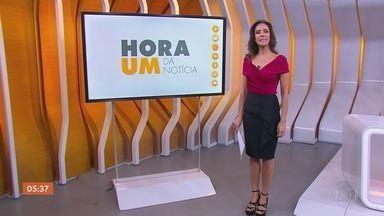 Hora 1 - Edição de segunda-feira, 26/11/2018 - Os assuntos mais importantes do Brasil e do mundo, com apresentação de Monalisa Perrone