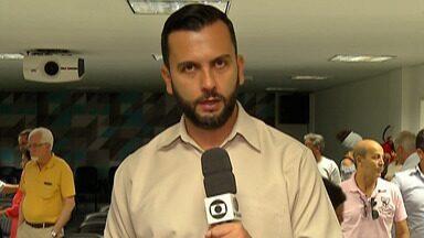 Moradores da Vila Oliveira não aceitam mudança de zoneamento - Eles se reuniram com a Prefeitura e um audiência pública será feita.