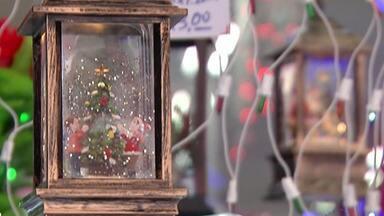 Produtos natalinos estão nas lojas e supermercados - Consumidores do Alto Tietê já podem escolher os produtos da época nas prateleiras.