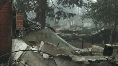 Pior incêndio da história da Califórnia foi controlado - Último foco foi apagado ontem em Paradise