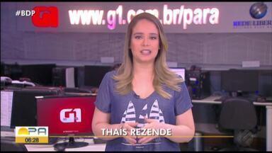 Veja os destaques do G1 Pará com a jornalista Thais Rezende - Destaques G1 Pará.