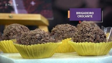 Brigadeiro Crocante - Saiba como preparar essa delícia