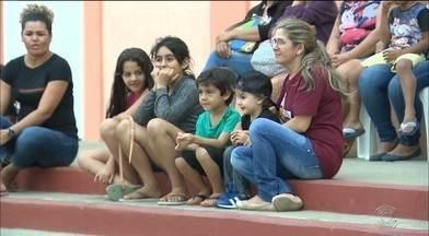 Mostra Ariús de Teatro de Rua acontece até 30 de novembro em cidades da Paraíba - A proposta da mostra é se apresentar em lugares mais diversos das cidades.