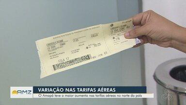 Preço médio da passagem aérea no Amapá sobe 7,4% e registra a maior alta do país - Números integram relatório anual da Agência Nacional de Aviação Civil.