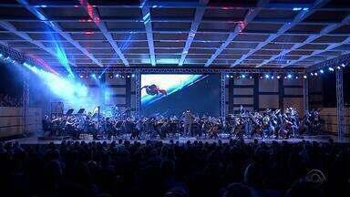 Concerto apresenta a Orquestra Sinfônica de Porto Alegre - Apresentações foram na Casa da Música da OSPA.