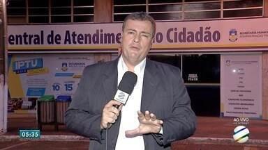 Em Dourados está aberto o refinanciamento de dívidas com a prefeitura - O prazo para o refinanciamento com os maiores descontos termina nesta semana.