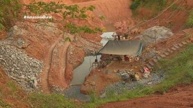 Parte 1: MPF recomenda interrupção do ciclo de exploração de minério no Amapá - A preocupação do MPF é com as áreas de fronteira.