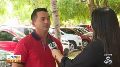 'Semana do Doador' visa aumentar o estoque do banco de sangue em Roraima - Com estoque baixo, Hemoraima faz ações para sensibilizar novos doadores.