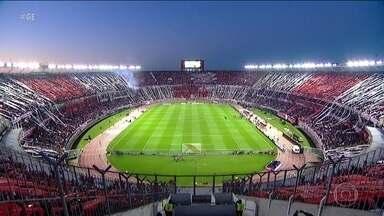 Reunião entre Boca, River e Conmebol ocorre para decidir data da final da Libertadores - Reunião entre Boca, River e Conmebol ocorre para decidir data da final da Libertadores