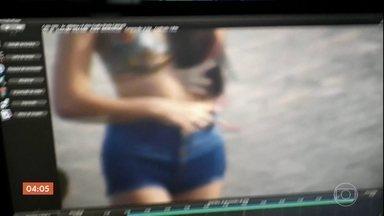 Câmeras de segurança de praia no PR eram usadas para gravar mulheres de biquíni - Servidores da prefeitura de Guaratuba podem ser demitidos.