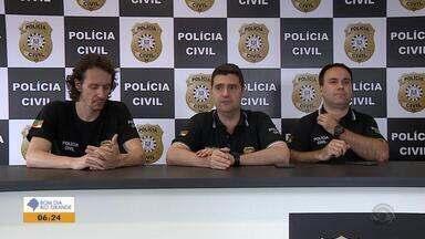 Polícia investiga registro de imóveis em Canoas suspeito de envolvimento em fraudes - Assista ao vídeo.