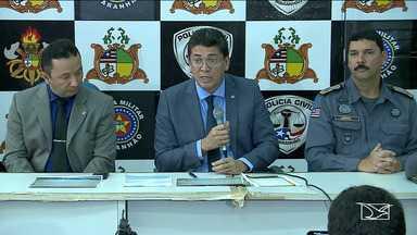 Cúpula da Secretaria de Segurança diz por que não antecipou ataque em Bacabal - Banco do Brasil não comentou as declarações feitas pelo secretário de Segurança, Jefferson Portela.