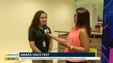 Acontece no Ministério Público a 1ª edição do Amapá Hack Fest - Evento busca novas ideias tecnológicas para combate à corrupção.