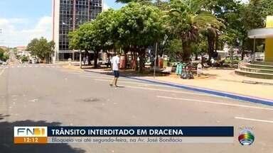 Virada Cultural Paulista altera funcionamento do trânsito em Dracena - Programação ocorre no fim de semana.