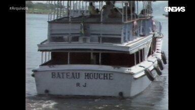 Os 30 anos do naufrágio do Bateau Mouche