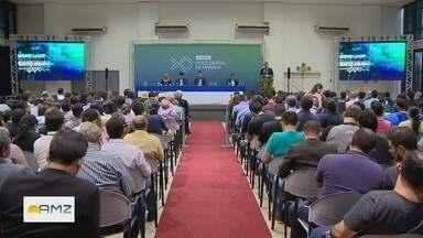 Manaus sedia primeira edição do Polo Digital - Participantes apresentam soluções inovadoras.