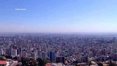 Belo Horizonte 121 anos - Homenagem da Globo ao aniversário da bela capital mineira