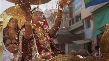 Poder dos rituais é tema de nova série do Fantástico - Série, produzida pela BBC, mostra diferentes rituais existentes pelo mundo, que atravessaram séculos praticamente intactos.