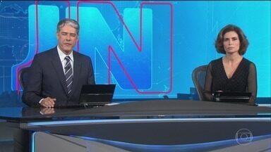 Jornal Nacional, Íntegra 03/12/2018 - As principais notícias do Brasil e do mundo, com apresentação de William Bonner e Renata Vasconcellos.