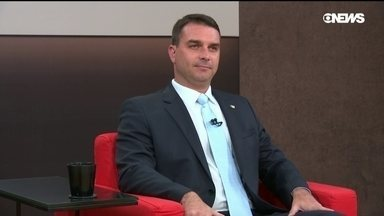 Central da Transição entrevista Flávio Bolsonaro