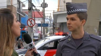Polícia Militar dá início a Operação Natal Seguro - Cidades do Alto Tietê terão operação que visa dar mais segurança aos consumidores durante as compras de Natal.