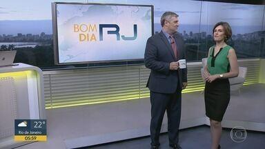 Bom Dia RJ - Edição de terça-feira, 04/12/2018 - As primeiras notícias do Rio de Janeiro, apresentadas por Flávio Fachel, com prestação de serviço, boletins de trânsito e previsão do tempo.