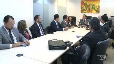 Reformas em prédios e remanejamentos de pacientes são tratados em audiências em São Luís - Foram três audiências públicas, que também trataram o atraso no pagamento de médicos.