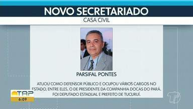 Governador eleito Helder Barbalho anuncia três nomes para o secretariado - Eles vão compor o secretariado que assumirá a gestão em janeiro. dois dos indicados têm problemas na justiça.
