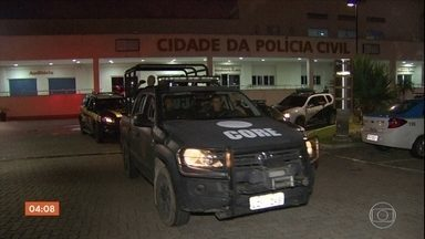 Policia faz operação para prender quadrilha de venda ilegal de armas no RJ e MS - O material, trazido do Paraguai, era distribuído para traficantes e milicianos cariocas.