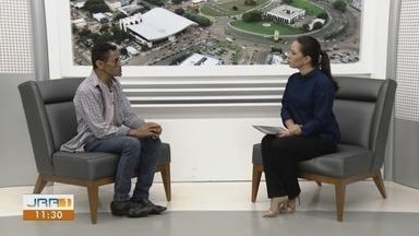 Flávio Bezerra fala sobre a falta de merenda escolar nas escolas estaduais - Em entrevista o presidente do Sinter esclarece algumas perguntas.