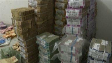 Polícia do Maranhão prende parte da quadrilha do assalto milionário em Bacabal - Três bandidos morreram na troca de tiros. Assalto aterrorizou cidade no fim de novembro.