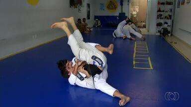 Túlio Silva conquista bronze no Grand Slam com apenas seis meses de treinamento - Túlio Silva conquista bronze no Grand Slam com apenas seis meses de treinamento