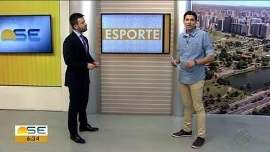 Confira as notícias do esporte desta sexta-feira (07/12) - Felipe de Pádua falou sobre a Copa do Nordeste sub-20 e do mercado da bola sergipano.