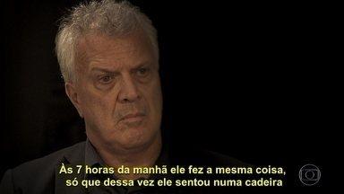 Pedro Bial entrevistou dez mulheres que afirmam ter sido assediadas por médium - Mulheres brasileiras ouvidas pelo programa não quiseram se identificar
