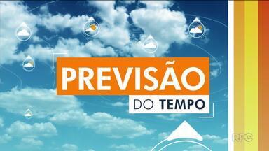 Sábado (8) começa com 11ºC na região de Curitiba - No domingo (9) a previsão é de tempo firme.